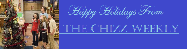 Happy Holidays Chizz Weekly