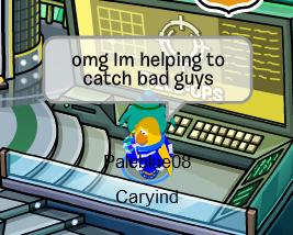 Helpingtocatch badguys