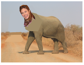 Lauren in a Body of Elephant