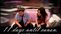 11 Days, by CreddieCupcake