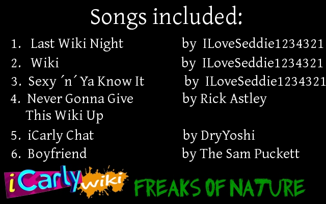 Songlist FON