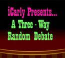 Random Debates