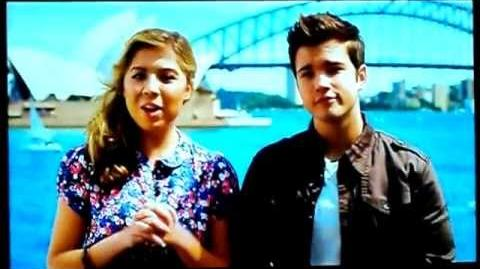 Jennette and Nathan 'Best Frenemies' - iOMG (Before)