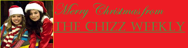 Merry Christmas Chizz Weekly