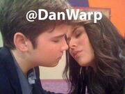 ISpeed Date - Carly and Freddie kiss