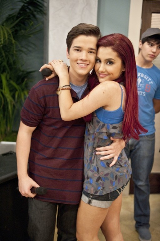 is sam and freddie from icarly dating in real life Download or watch online icarly season 3 in low or  on icarly, sam and freddie show their viewers how to  carly, grateful to freddie for saving her life,.