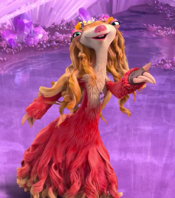 Image - Brooke sloth in Geotopia (3 days).png | Ice Age ...