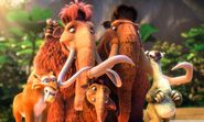 Ice age 3 dawn of the dinosaurs-wallpaper