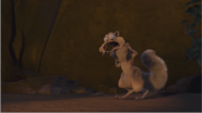 Scrat finally got his acorn