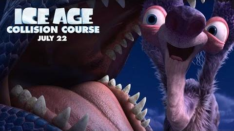 "Ice Age Collision Course ""Figaro"""