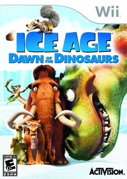 Ice age 3 VG wii