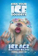 Ice Age Collision Course Brooke Poster