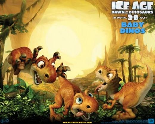 File:Dawn of Dinosaurs poster - Baby Dinos.jpg