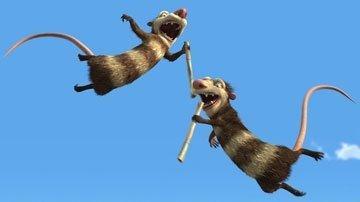 File:Crash & Eddie launching spitballs at Sid & Diego.jpg