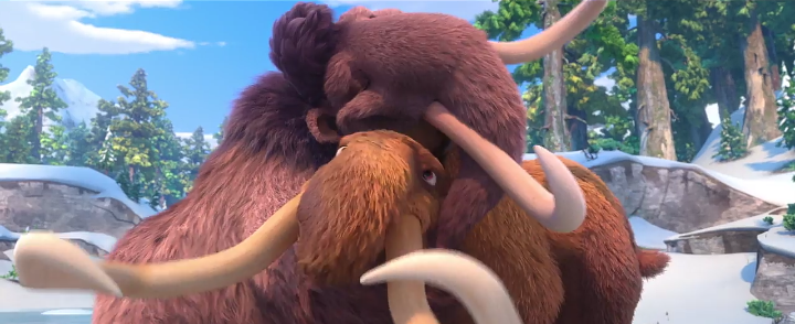 Image - Julian and Manny hugs.png | Ice Age Wiki | FANDOM powered by Wikia