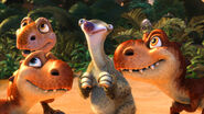 Sid and the baby dinos