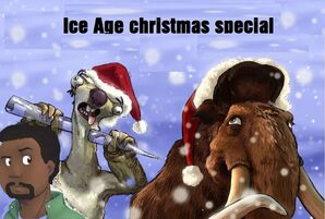 A Merry Ice Age Christmas