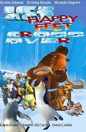 Happy Feet-Ice Age crossover