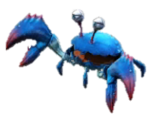 Blue cr