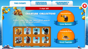 Creature Collection!