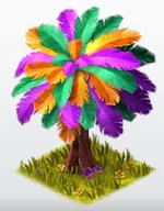 Second tree dino