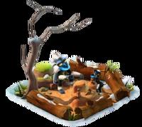 Larger sandbox