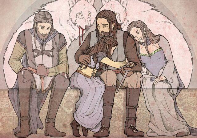 File:Arya ned brandon lyanna.jpg