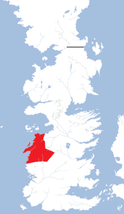 Westerlands region