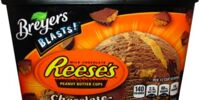 Reese's ice cream