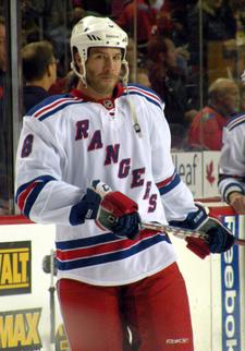 Brandon Prust Rangers