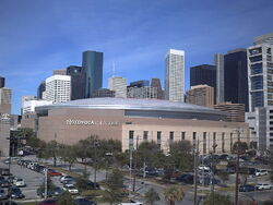 Houston Toyota Center -