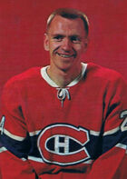 Red Berenson Chex card