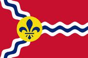 St. Louis, Missouri Flag