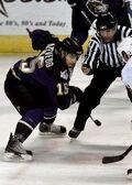 15 Justin Azevedo Monarchs Hockey