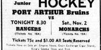 1946-47 Thunder Bay Junior Playoffs