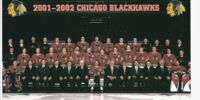 2001-02 Chicago Blackhawks season