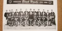 1955–56 Chicago Black Hawks season