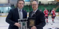 MJHL Coach of the Year Award Winners photo gallery