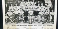 1962-63 OHA Senior Season