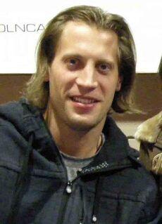 Tom Gilbert in 2009