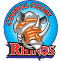 Central Coast Rhinos Logo