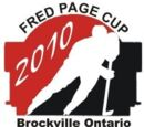 2010 Fred Page Cup