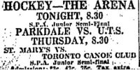 1925 SPA Junior Tournament