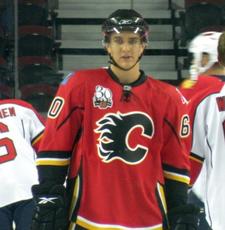 Mikael Backlund Flames