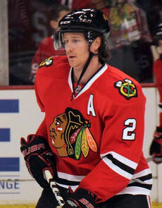 Duncan Keith (front)