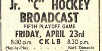 1971 Clarence Schmalz Cup