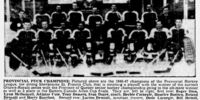 1946-47 Quebec Senior Playoffs