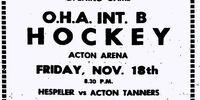 1966-67 OHA Intermediate B Groups