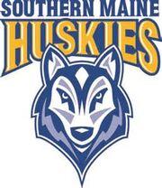Southern Maine Huskies logo