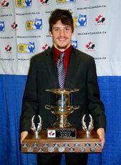 Shane Luke RBC Cup MVP